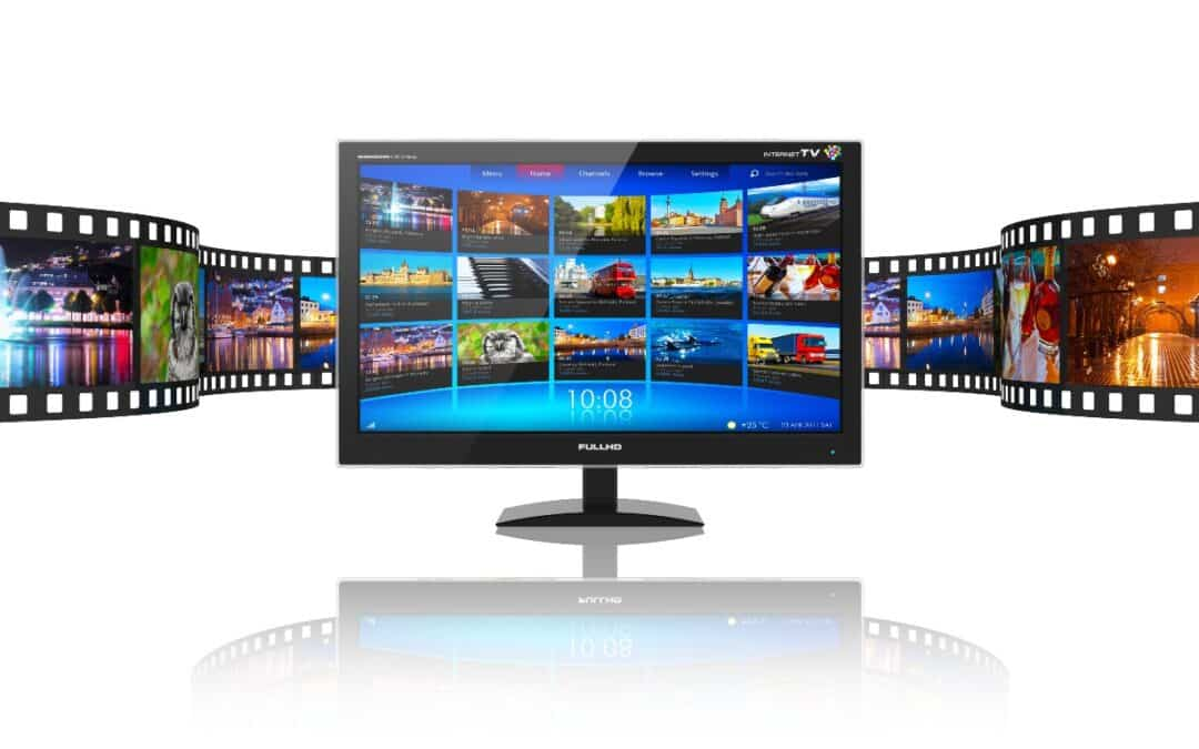 video computer screen - video content and SEO to get the best of your website